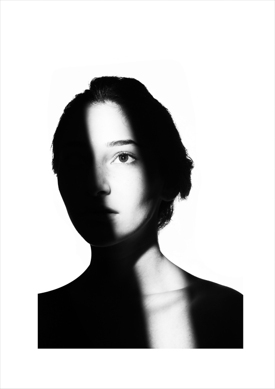 Emily Parsons - Shadows on face